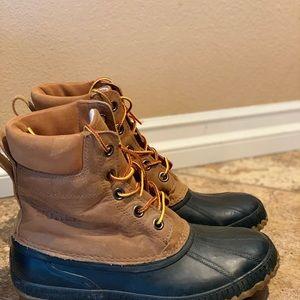Sorel waterproof women's boots